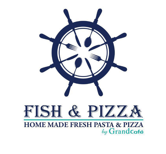 fish and pizza